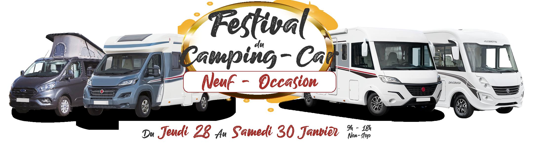 Festival du camping-car de Caen !